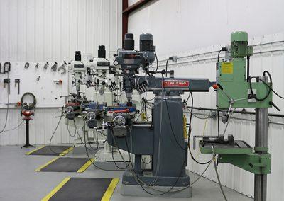 Mills & Drill Press